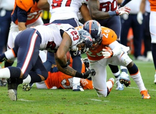 Broncos Texans Football