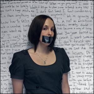 Silence, Censor, Restraint